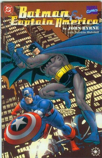 BATMAN: CAPTAIN AMERICA (1997)