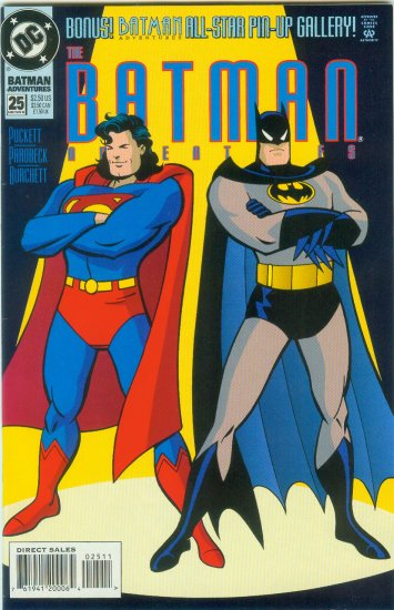 BATMAN ADVENTURES #25 (1994)