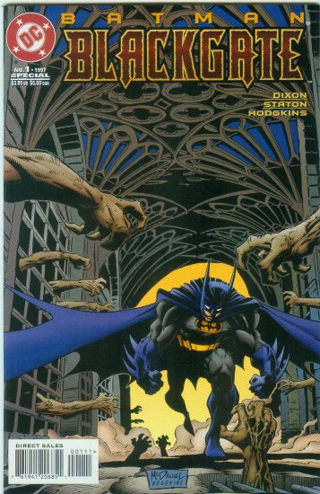 BATMAN: BLACKGATE (1997)