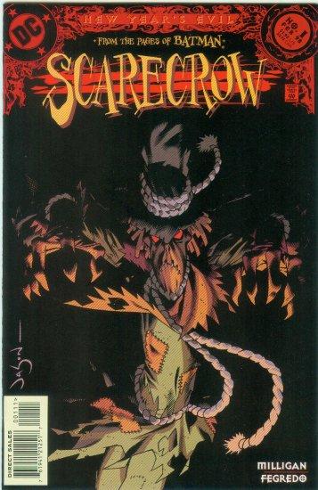 SCARECROW (VILLAINS) (1998)