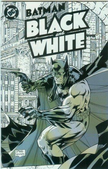 BATMAN BLACK AND WHITE #1 OF 4 (1996)