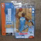 CARMELLO ANTHONY DENVER NUGGETS SERIES 6 ACTION FIGURE DEBUT