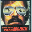 GOOD GUYS WEAR BLACK (2000) (NEW) CHUCK NORRIS