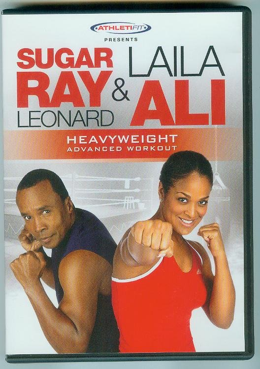 SUGAR RAY LEONARD & LAILA ALI ADVANCED WORKOUT (2007)