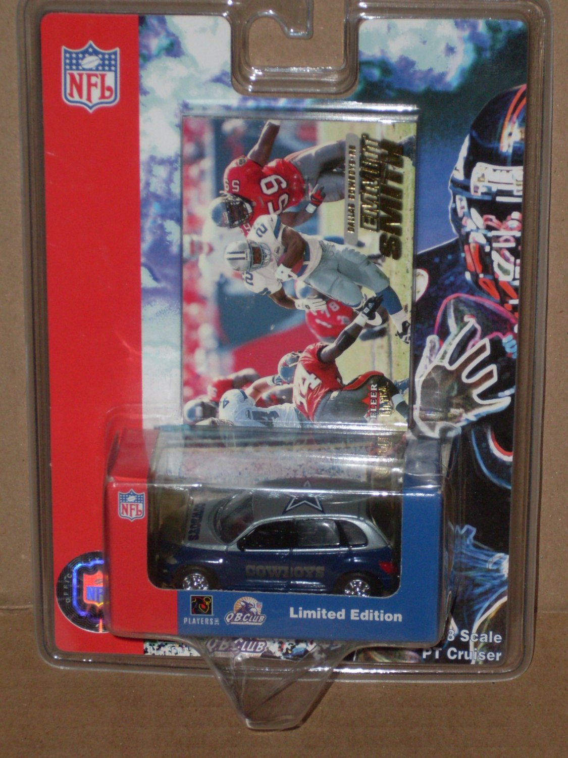 Emmitt Smith Dallas Cowboys PT Cruiser Limited Edition #3 Of 38 (2001)