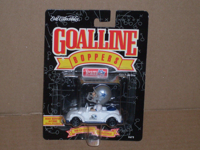 Ertl Collectibles Dallas Cowboys Goal Line Boppers (1996)