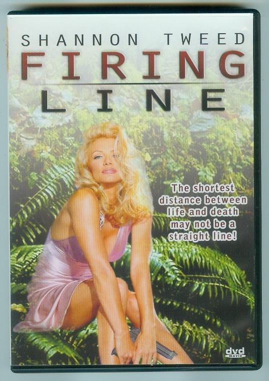 FIRING LINE (1991) (NEW) REB BROWN/SHANNON TWEED