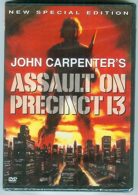 ASSAULT ON PRECINCT 13 (2003) (NEW) AUSTIN STOKER