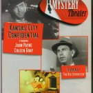 MYSTERY THEATER KANSAS CITY CONFIDENTIAL/DRAGNET/ + MIGHTY MOUSE CARTOON (NEW)