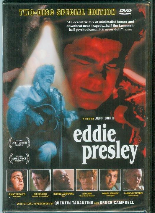 EDDIE PRESLEY (2004) (NEW) 2 DVD SET