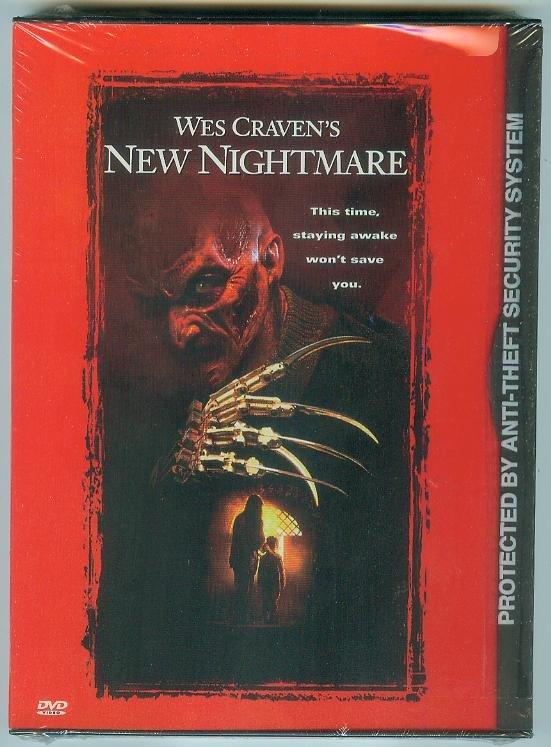 WES CRAVEN'S NEW NIGHTMARE (2000) (NEW) ROBERT ENGLUND/HEATHER LANGENKAMP