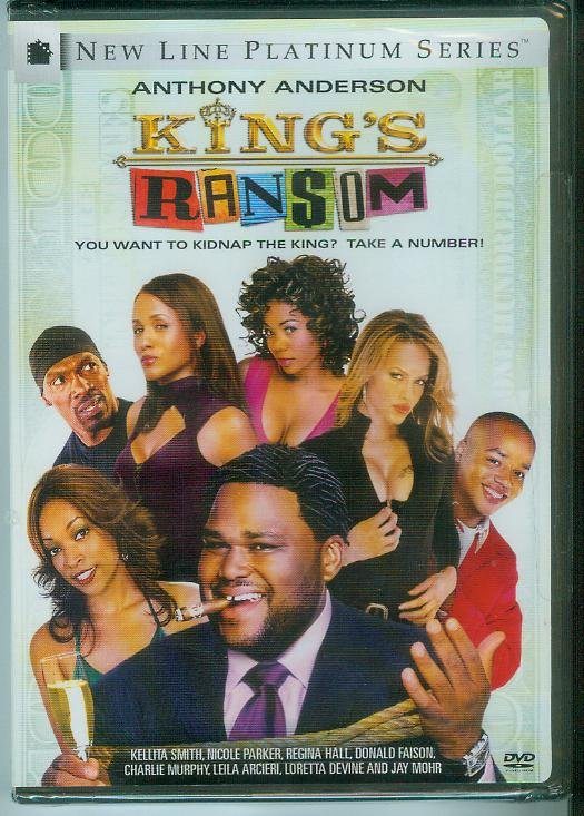 KINGS RANSOM (2005) (NEW) ANTHONY ANDERSON/JAY MOHR