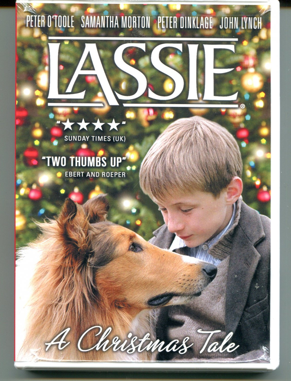 LASSIE (2006 DVD)