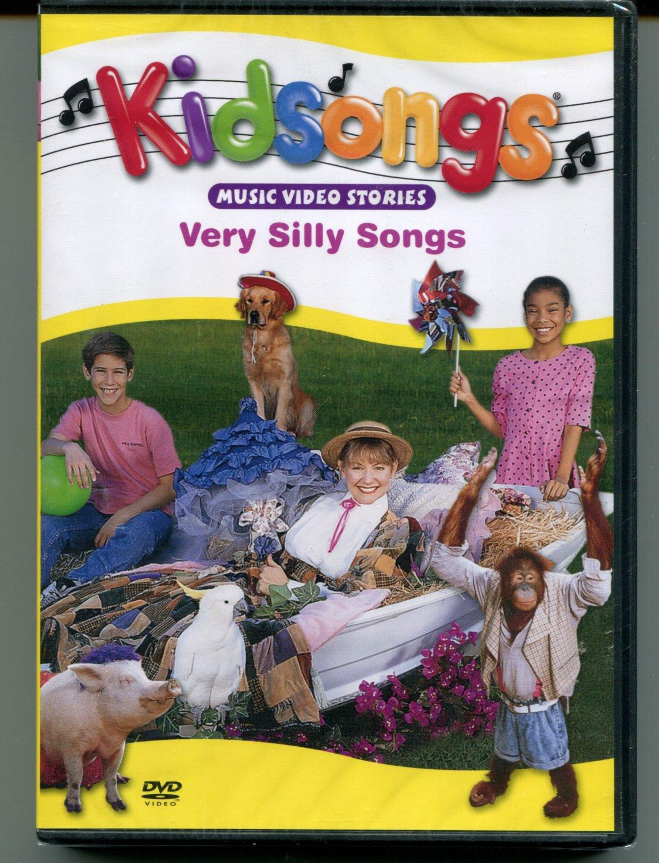 Kidsongs: Very Silly Songs (DVD 1991)