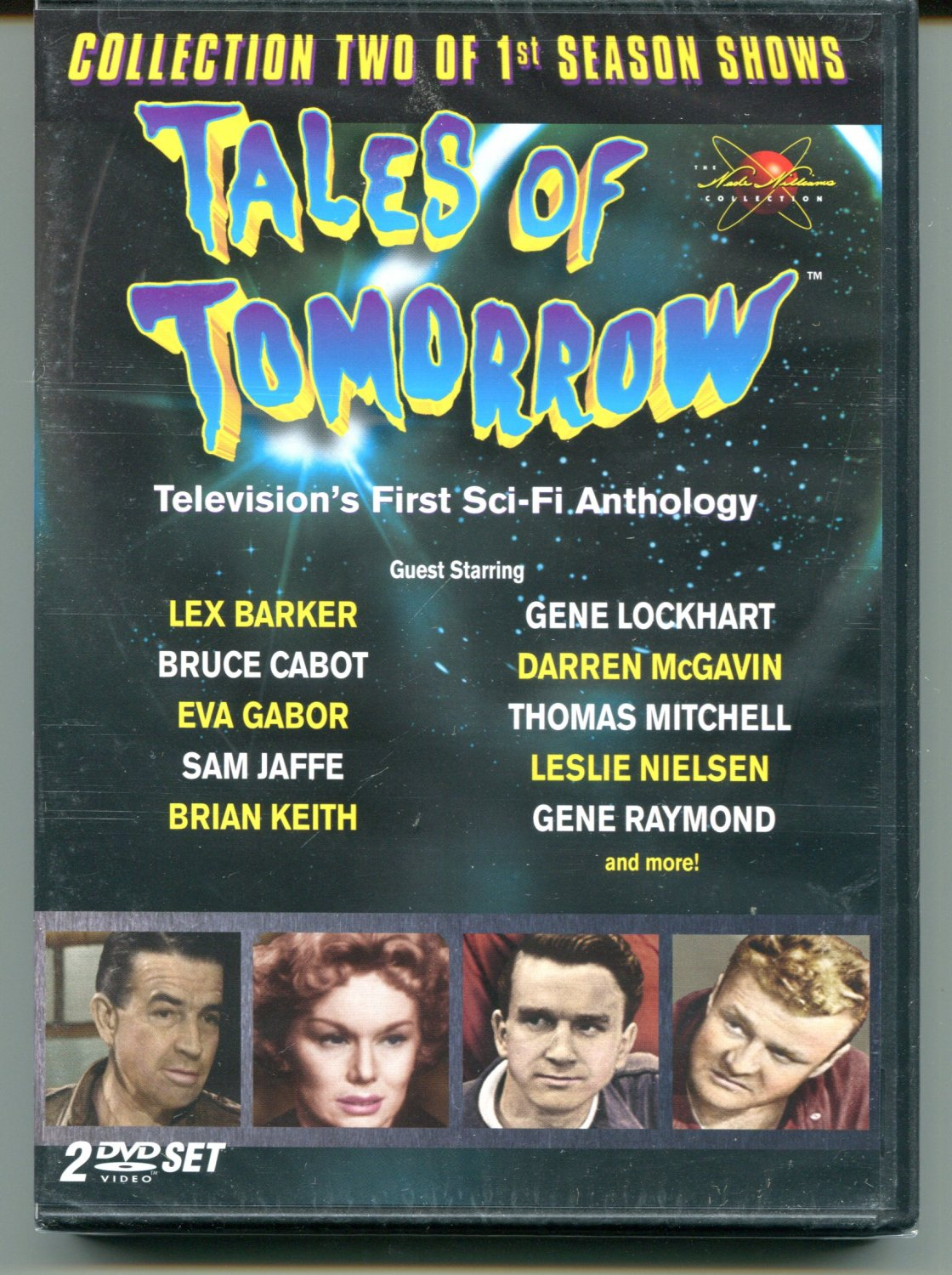 Tales of Tomorrow-Collection 2, 1st season (DVD 1951-1952)