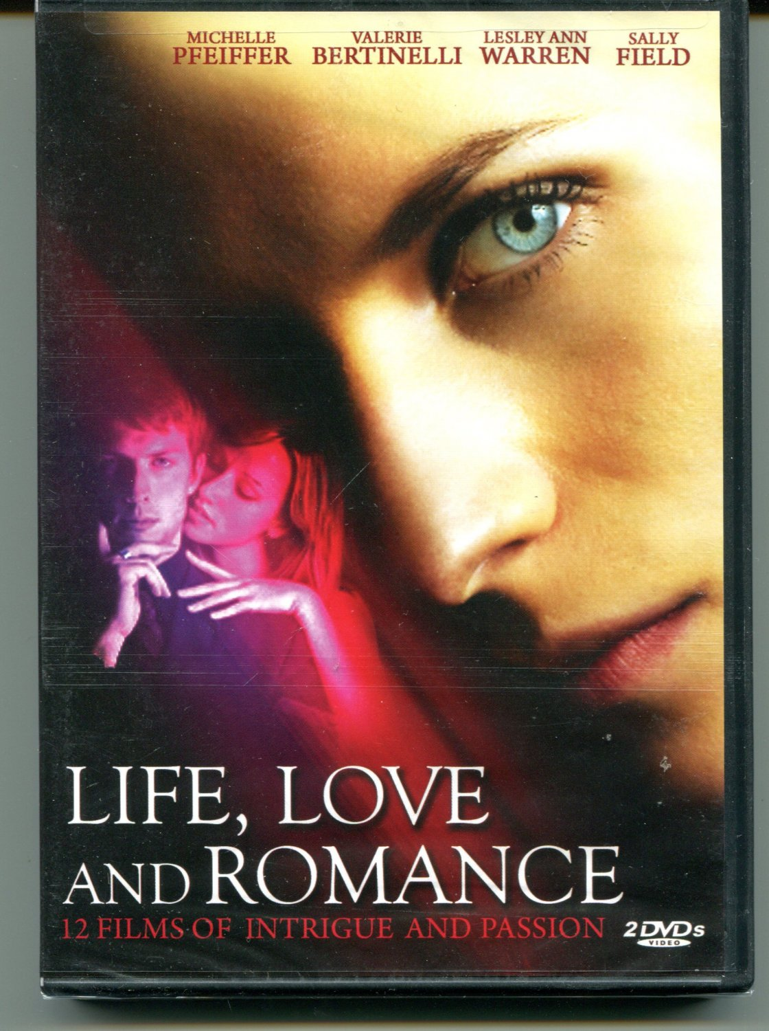 Love, Life and Romance: 12 Films of Intrigue and Passion (DVD, 2009)