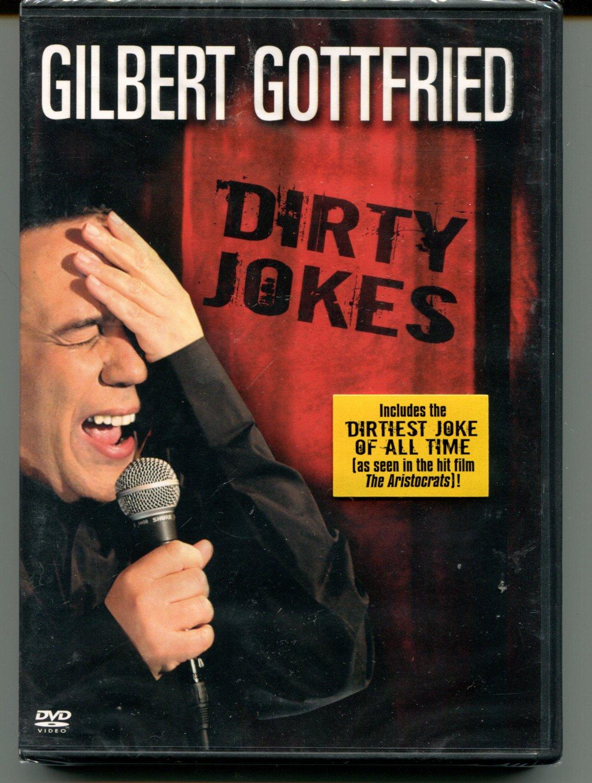 Gilbert Gottfried - Dirty Jokes (DVD, 2005)