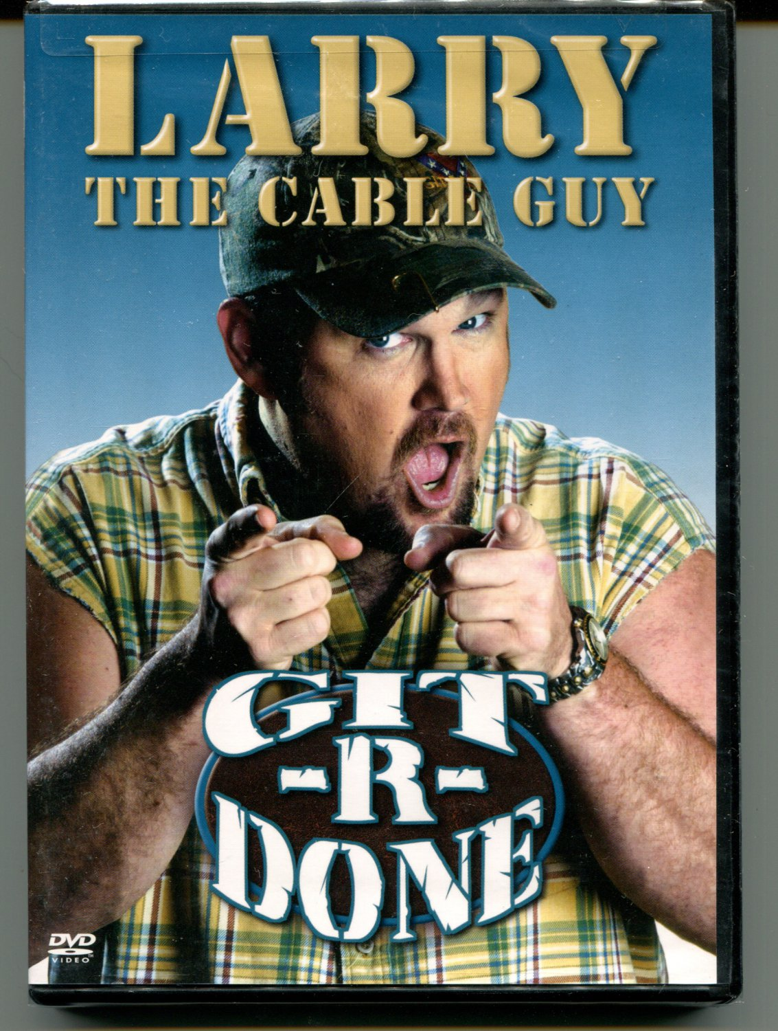 Larry The Cable Guy - Git-R-Done (2004)