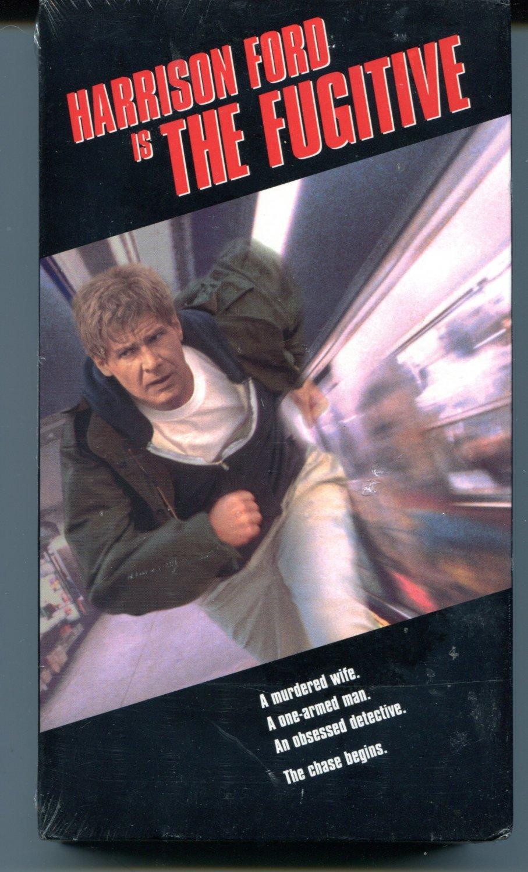 THE FUGITIVE (VHS, 1994)