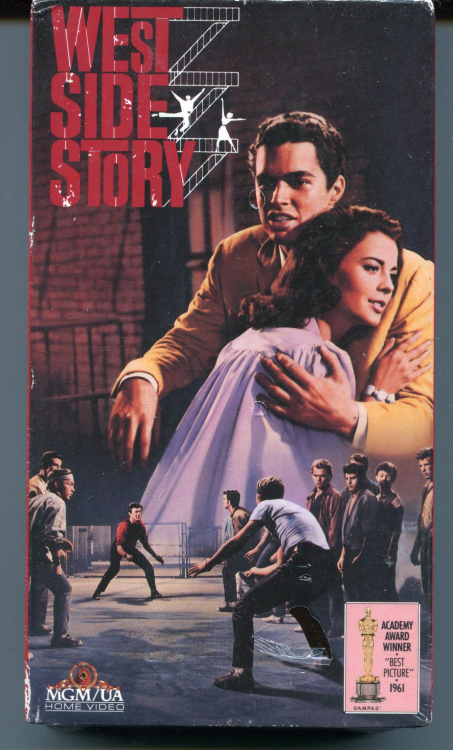 West Side Story (VHS 1961)