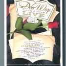 Doo Wop Love Songs Live (DVD 2007)