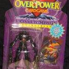 Marvel Night Armor Iron Man Over Power Card Game Power Surge (1996) Sealed
