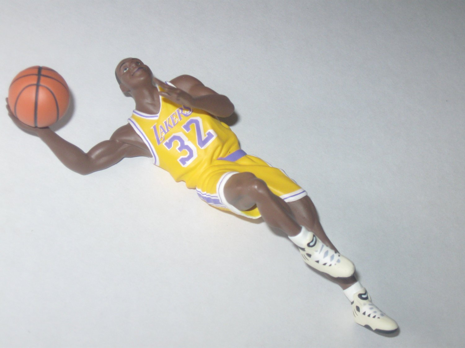 Hallmark Keepsake Ornament - Magic Johnson with trading card