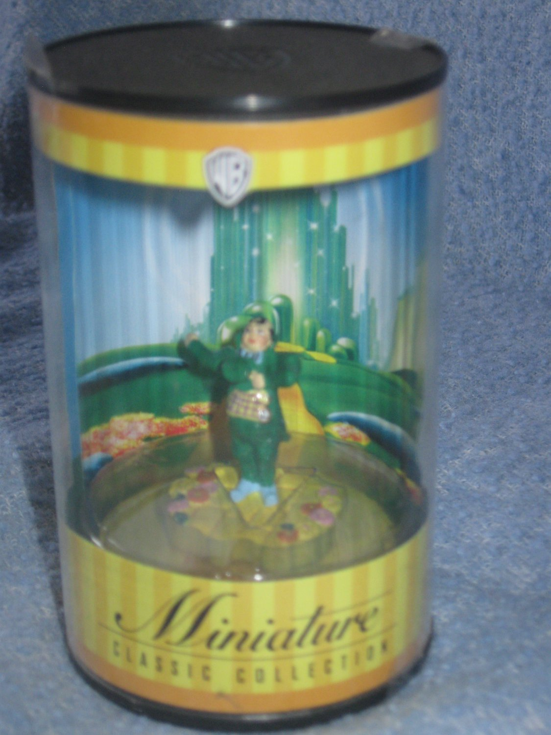WB Wizard of Oz Miniature Classic Collection - Mayor of Munchkinland