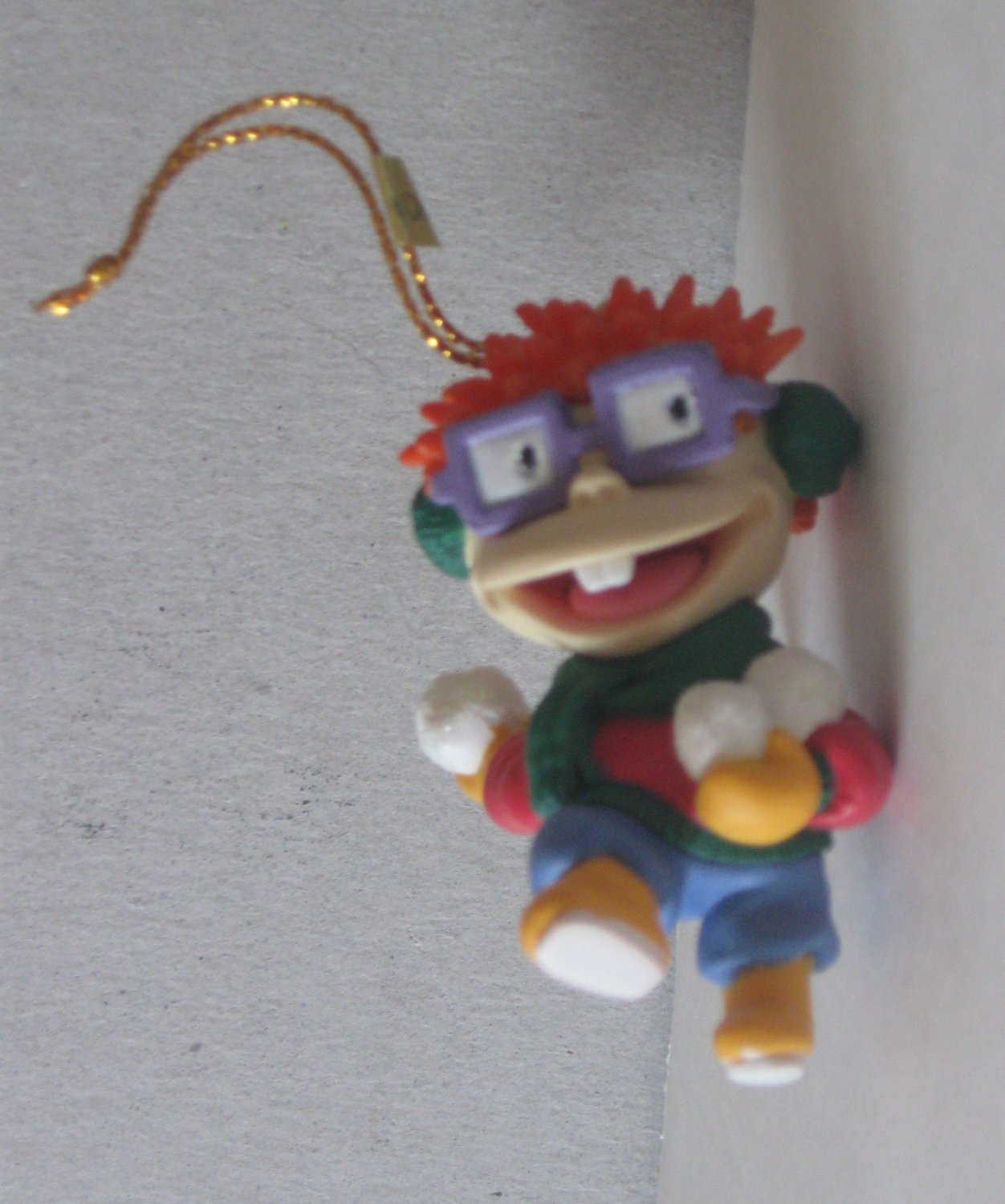 1998 American Greetings Rugrats Chuckie Ornament
