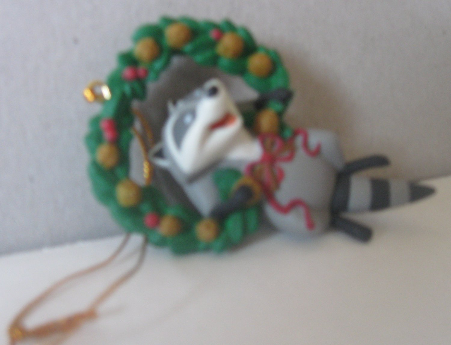 Disney Grolier Meeko (Pocahontas) Collectible Christmas Ornament