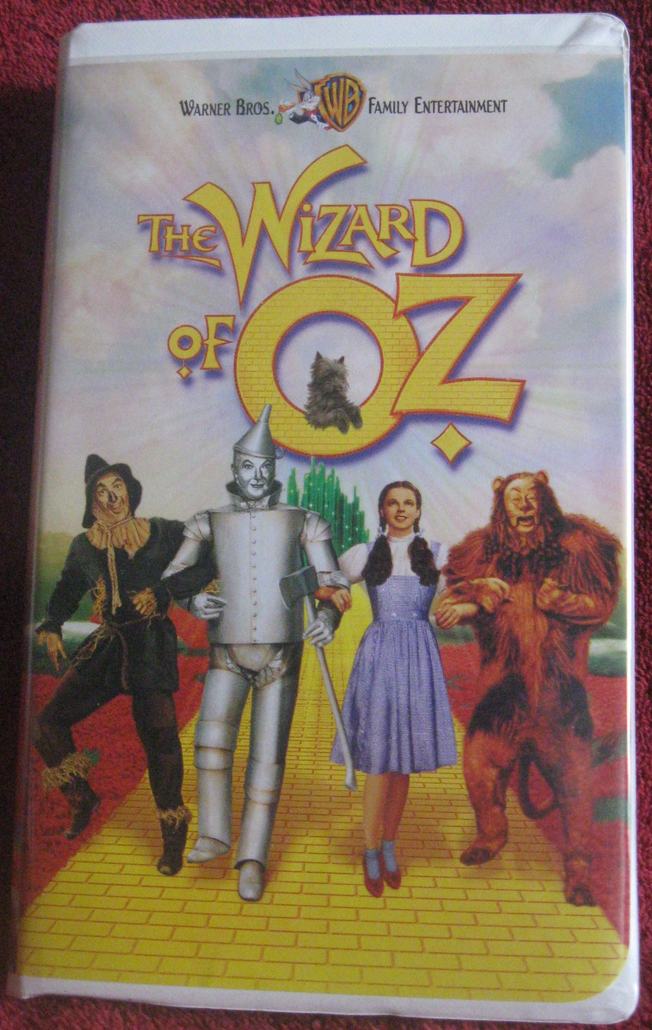 The Wizard of Oz (VHS 1999)