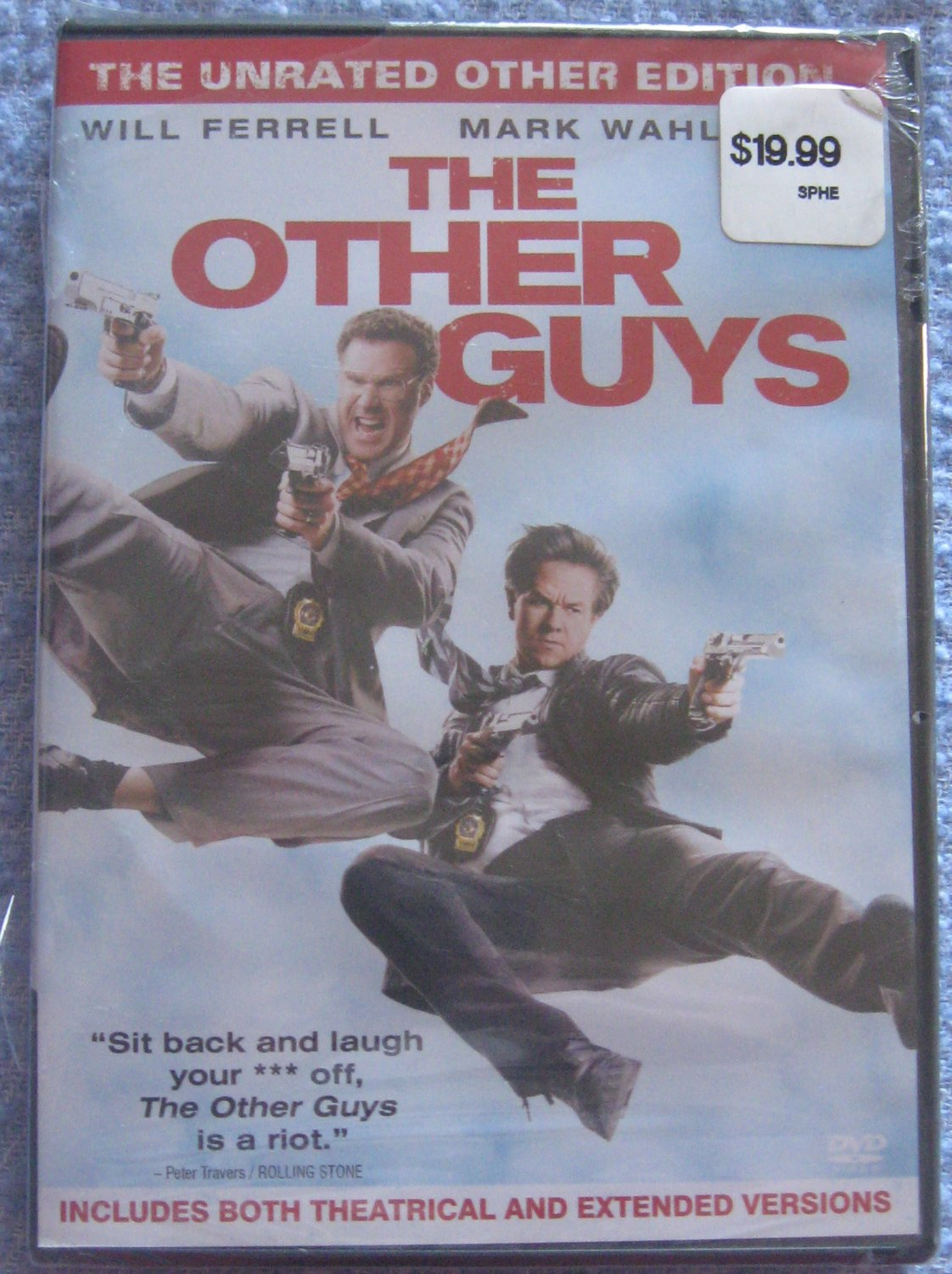 Other Guys (DVD 2010)