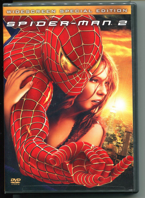Spider-Man 2 (DVD 2004 2-Disc Set Special Edition Widescreen)