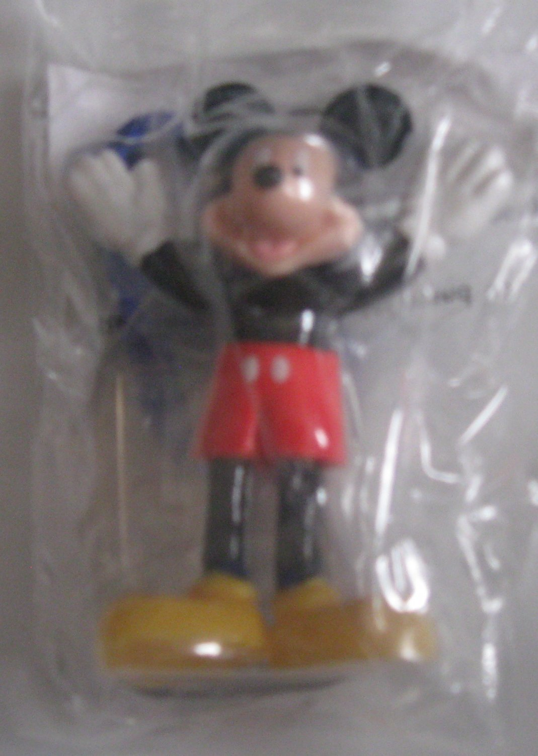 Kellogg's Walt Disney Mickey Mouse Keychain and Picture Holder