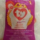 McDonald's Happy Meal Toy Ty Teenie Beanie Baby Doby the Dog #1
