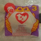 McDonald's Happy Meal Toy Ty Teenie Beanie Baby Chops the Lamb #3