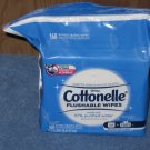 (1 pack) of 168 Cottonelle Flushable Wipes