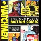 Watchmen - Complete Motion Comics (Blu-ray Disc, 2009)