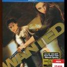 Wanted (Blu-ray Disc, 2008, 2-Disc Set)