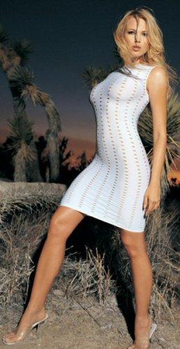Seamless Open Hollow Dress