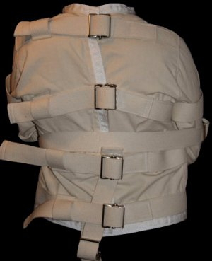 Small Classic Style Straight Jacket