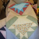 Flowers in Basket Quilt