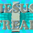 Jesus Freak Sycadelic T-Shirt