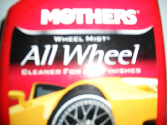 Mothers ALL Wheel Cleaner 24 oz