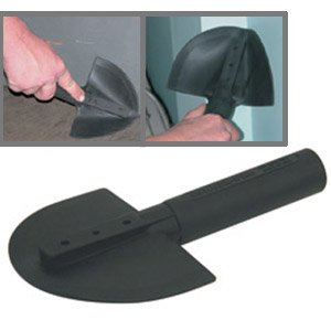 Flexible Winged Cove & Corner Squeegee - Made in USA