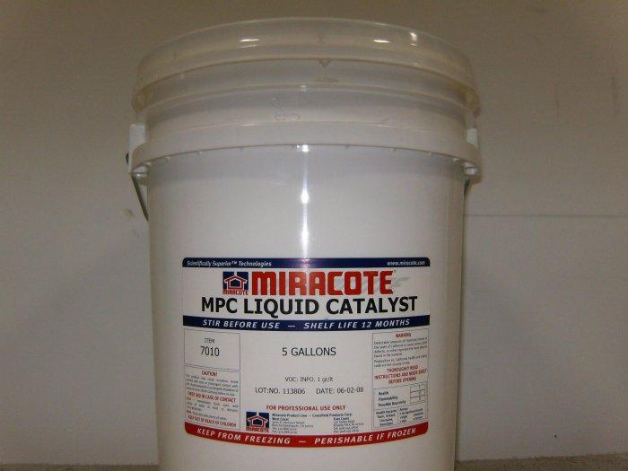 Multi Purpose Protective Coating Liquid Catalyst 5 gal