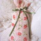 Shabby Chic - Vintage Hankie - Lavender Sachet - Sachets - Scented Gift Ideas - Rose