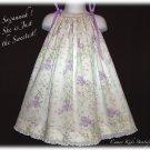 Savannah - Spring Dress - Summer Dress - Pillowcase Dress