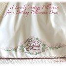 Shaylee - Pillowcase Dress - Vintage - Religious - Little Girl Heirloom Dress