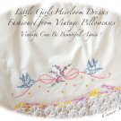 Daisi - Embroidered - Vintage - Pillow Case Dress - Summer Dresses